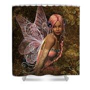 Fairy Lite  Shower Curtain