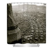 Fairy Paths Shower Curtain