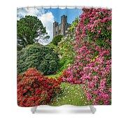 Fairy Tale Garden Shower Curtain