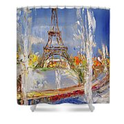 Fairy Tale In Reality Shower Curtain