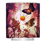 Fairy's Touch Shower Curtain