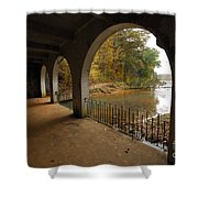 Fall Arches Shower Curtain