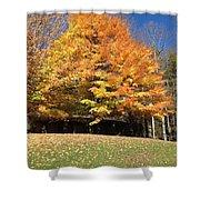Fall At Kanuga Shower Curtain