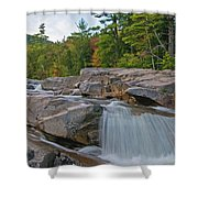 Fall At The Falls Shower Curtain