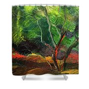 Fall Bliss Shower Curtain