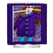 Fall Coat Sale Shower Curtain