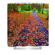 Fall Colors 2014-#15 Shower Curtain