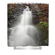 Fall Creek Falls 2 Shower Curtain
