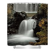 Fall Creek Falls 5 Shower Curtain