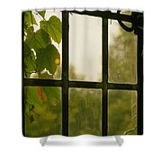 Fall Escape Shower Curtain