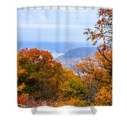 Fall Extreme Shower Curtain