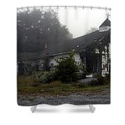 Fall From Grace Shower Curtain