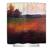 Fall Hunt Shower Curtain