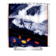 Fall Quintet Shower Curtain