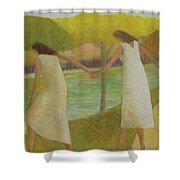 Fall River Shower Curtain