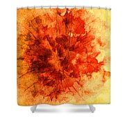 Fall Sensation Shower Curtain