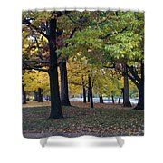 Fall Series 14 Shower Curtain