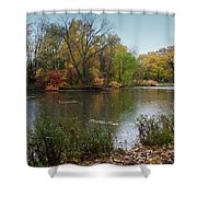 Fall Series 8 Shower Curtain