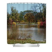 Fall Series 9 Shower Curtain