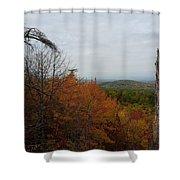 Fall Transitions Shower Curtain