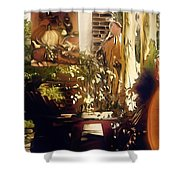 Fall Upon Us Shower Curtain