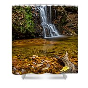 Fall Waterfall 3 Shower Curtain