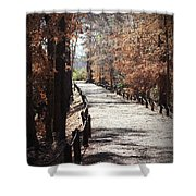 Fall Wonder Land Shower Curtain