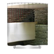 Fallingwater Flw II Shower Curtain