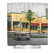 Falls Church Shower Curtain