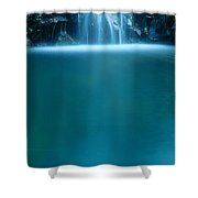 Falls Pool Shower Curtain