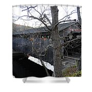 Fallsburg Shower Curtain