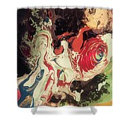 Fames Whore Shower Curtain