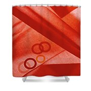Family Of Rings Shower Curtain