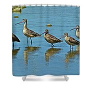 Family Photo Shower Curtain