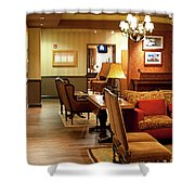 Family Room For Performers Grand Ole Opry House, Nashville, Tennessee Shower Curtain
