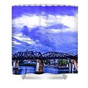 Famous Bridge Shower Curtain