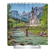 Idyllic Place To Be Shower Curtain