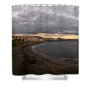 Fanabe Evening Shower Curtain