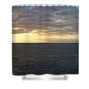 Fanabe Sunset Shower Curtain