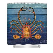 Fanciful Sea Creatures-jp3824 Shower Curtain