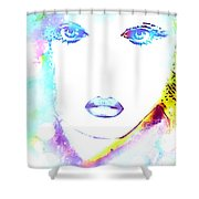 Fanny  Shower Curtain