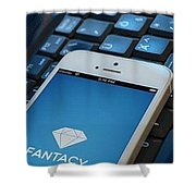 Fantacy Optimized Ecommerce Platform Shower Curtain