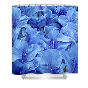 Fantasia Azalea Shower Curtain