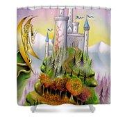 Fantasia Shower Curtain