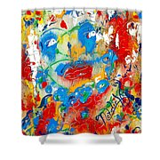 Fantasia Shower Curtain