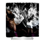 Fantasies In Smoke I Shower Curtain