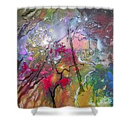Fantaspray 19 1 Shower Curtain
