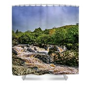 Fantastic River Shower Curtain