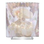 Fantasy Bride Shower Curtain