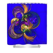 Fantasy Dreams Shower Curtain